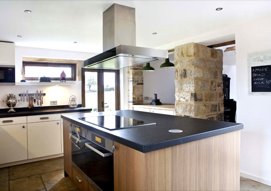Click The Thumbnails Below To View Gallery Of This Barn Conversion Kitchen Part 32