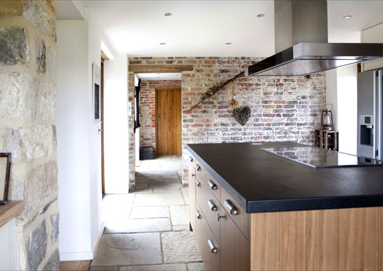 Click The Thumbnails Below To View Gallery Of This Barn Conversion Kitchen Part 53