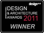 International Design Awards 2011 - Winner