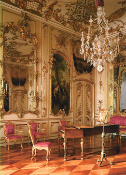 Rococo architecture and interiors on pinterest 29 pins for French rococo period