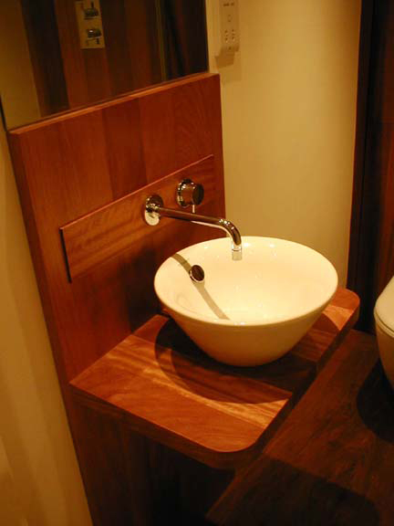 A completed bathroom design project by adrienne chinn 12 for Bathroom design and fitting london